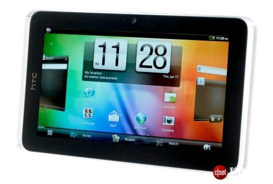 HTC或与谷歌再续前缘 生产新款Nexus平板电脑
