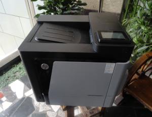 移动时代的打印新体验HP Color Laserjet Enterprise M651评测