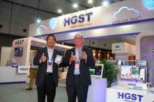 HGST亮相华为云计算大会 助客户释放数据力量