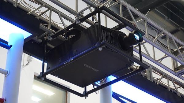 致轻致亮的投影新体验 科视发布Christie Boxer 4K30投影机