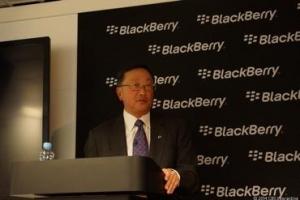 程守宗:黑莓已度过最困难时期 开始考虑增长