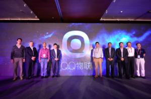 以平台撬动物联网 腾讯开放QQ物联