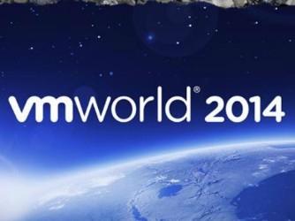 VMworld 2014大会展示区速写