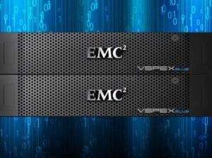 EMC发布VSPEX BLUE 超融合只需15分钟