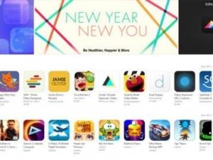 2014年苹果App Store收入增长50% 为开发人员创收100亿美元
