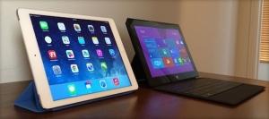 高端平板市场预测:Surface Pro 2和iPad Air比拼