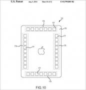 苹果获批新专利 或能为iPad背面添加传感器