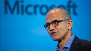 纳德拉致微软员工:是时候质疑传统了