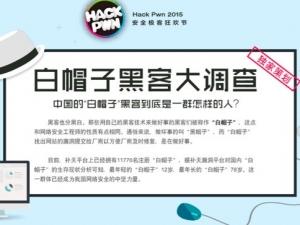 中国白帽黑客群画像:跨越66年的破解梦
