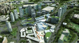新加坡拟打造全球首个智慧国家