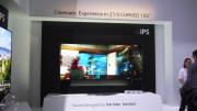 做你的私人影院 LG发超高清5K曲面电视