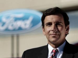 福特大数据实验:老牌汽车厂商的新面貌?