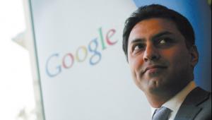 谷歌前高管加盟软银任总裁 或成孙正义接班人