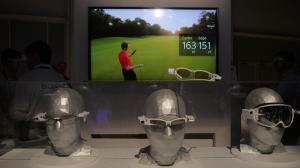 索尼展示第二代智能眼镜SmartEyeGlass Attach