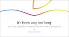苹果证实:10月16日将直播新品发布会