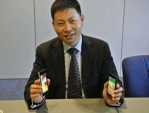 华为终端CEO余承东:不想看同事掉队