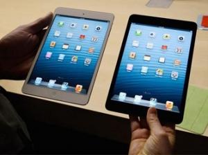 iPad占北美平板电脑网络流量的77.2%
