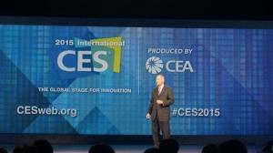 """""""技术创新""""主导未来 福特和英特尔亮相2015 CES"""