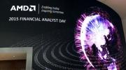 AMD 2015分析师大会:加大马力 火力全开