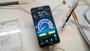 三星联通联手推出4G产品 实测4G Note3速率超80M
