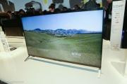 索尼携10款4K电视新品登台CES 含当前最薄液晶电视