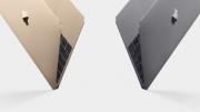 重新定义笔记本电脑 苹果发布新一代MacBook