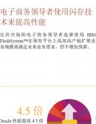 IBM FlashSystem为速度而生,卓越性能一触即发