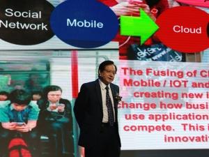台湾云端计算王可言:云端大数据物联网的融合与商机