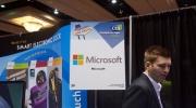 一别数年 微软携Surface Pro 2重回CES2015