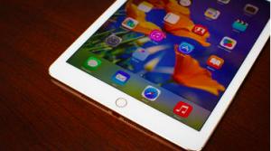 传iPad Pro配12.2英寸显示屏 没有想象中大
