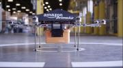 亞馬遜或在英國劍橋進行無人機快遞測試