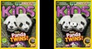 《国家地理》儿童版用IBM技术打印出世界最小杂志封面