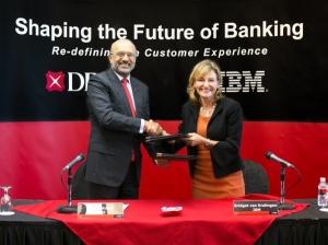 星展银行为何成为IBM沃森亚洲首家客户?