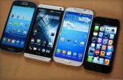 Juniper:今年全球智能手机出货量近12亿部