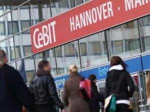 中国高参与度的德国CeBIT 2015