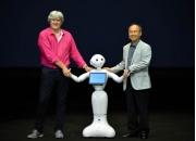 日媒称软银将与鸿海合作 量产人形机器人
