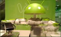 富士康与Google联手 开发机器人技术