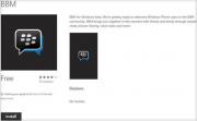 黑莓面向Windows Phone用户推出BBM测试版