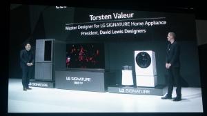 主打智能家居产品 LG推出高端家电系列LG SIGNATURE