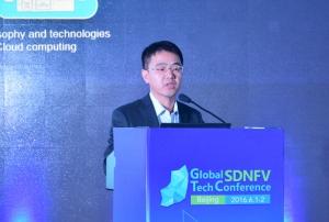 """华为云核心网产品线NFV首席架构师王伟杰:""""全面云化""""演进 云原生之路"""