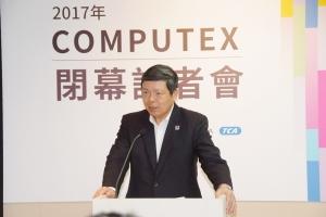 COMPUTEX 2017完美收官 众多亮点构建科技产业新纪元