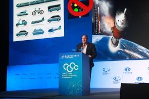 国际信息处理联合会候任主席Mike Hinchey:软件将定义一切吗?