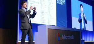 微软洪小文:人工智能 无限可能