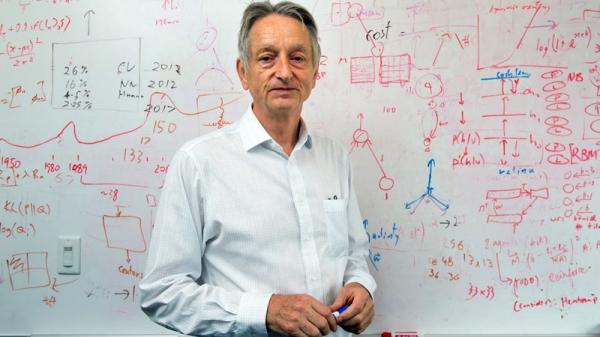 从神经网络之父到人工智能教父|Geoffrey Hinton的传奇人生 那才叫精彩
