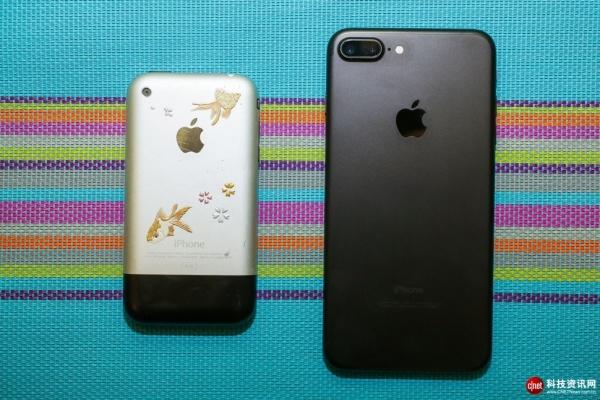 CNET初代iPhone重新评测:iPhone十年经历了哪些变化