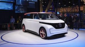 大众BUDD-e概念车:一款常规电动汽车