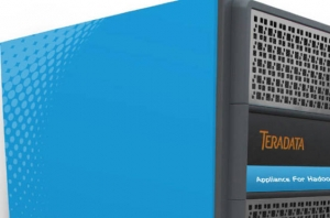 Teradata Hadoop器件现在多少也在Cloudera云下面了