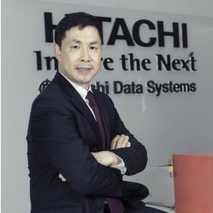 庄国光 HDS副总裁兼中国大陆及台湾地区总经理