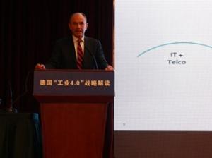 沃尔夫冈·多尔斯特:工业4.0 优化很重要