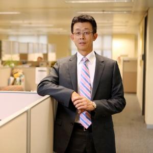 连智浩 Veritas公司亚太及日本地区高级副总裁